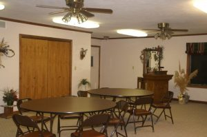 Underhill Farms Country Inn Bed and Breakfast - Moundridge KS near Wichita - common area 4